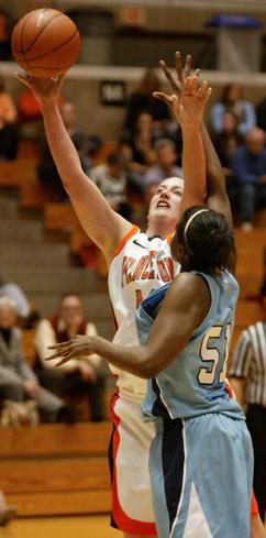 Princeton University Women's Basketball