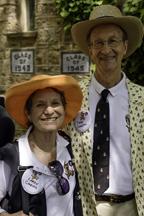 TT Karen and Fred Chuchill