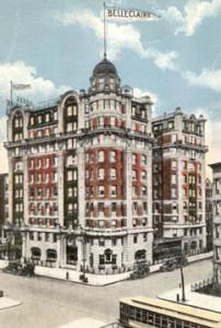 Hotel Belleclaire, Broadway at Seventy-Seventh Street New York