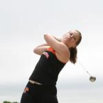 Princeton's hammer thrower Julia Ratcliffe