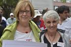 TT Glenda Mendelsohn (L) & Monice Flint (R)