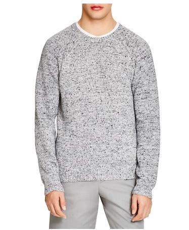 The Men's Store at Bloomingdale's Marled Crewneck Sweater