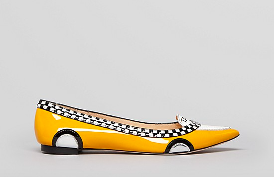 16 kate spade new york Pointed Toe Flats