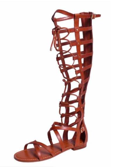7 Mesta Gladiator Sandal