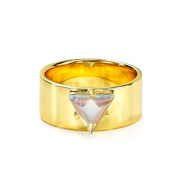 Bloomingdales, Jules Smith Trillion Ring, $70