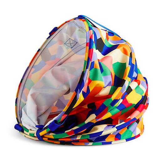 Vera Bradley Pop-Up Laundry Bag in Pop Art 1
