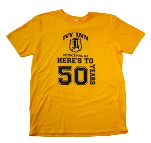 Ivy Inn 50 Year Anniversary T-Shirt 2