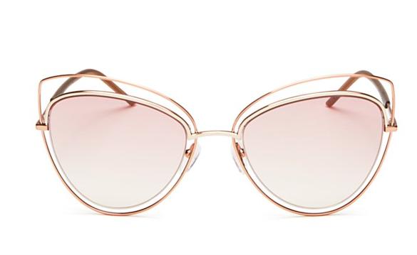 Marc Jacobs Floating Cat Eye Sunglasses
