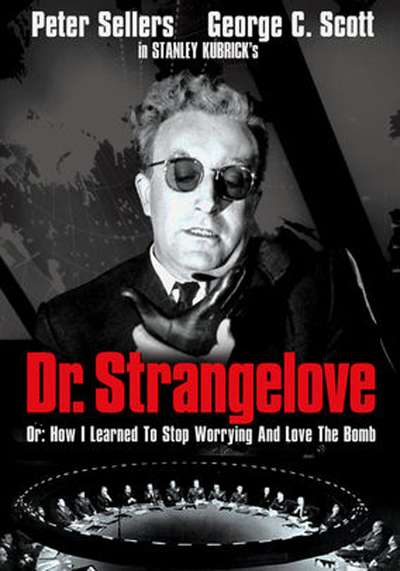 Reimagining Dr Strangelove Twitter Storms And Doomsday In Post