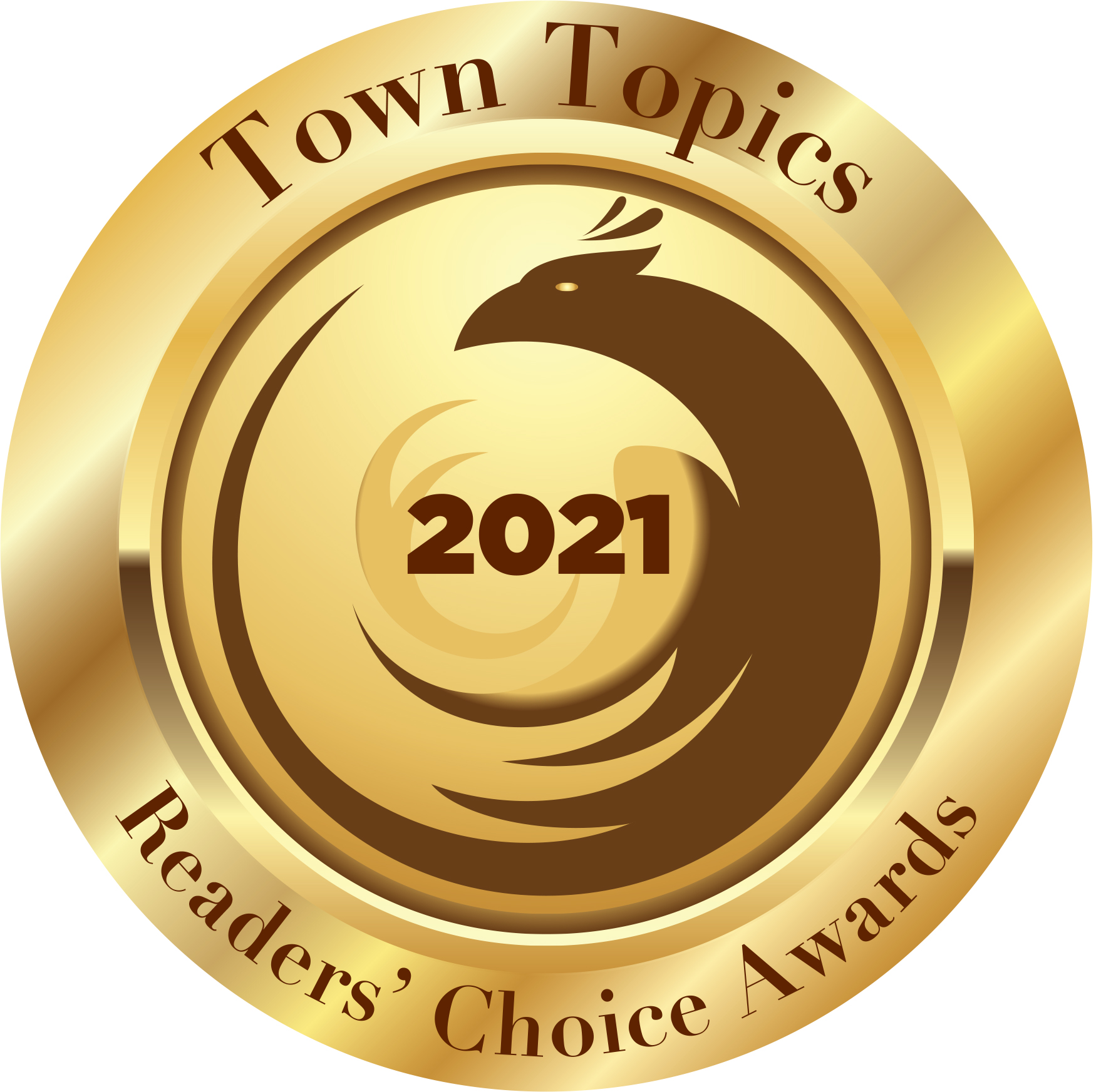reader's choice awards logo